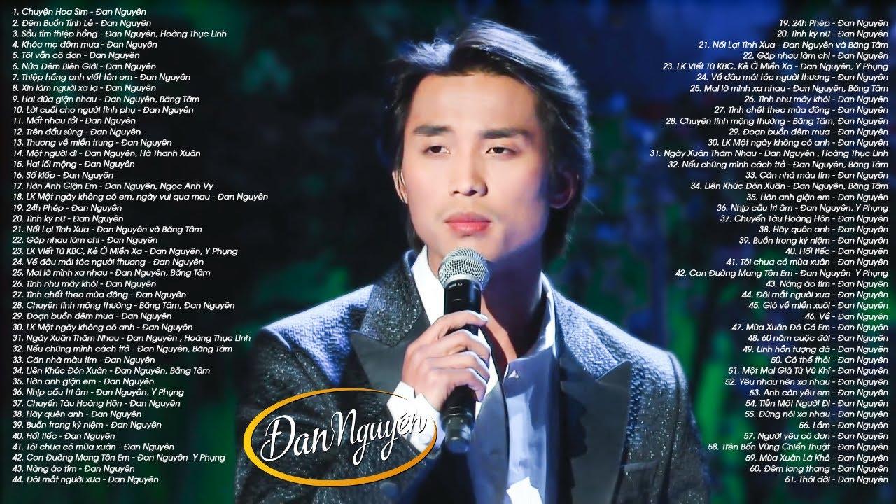CHUYỆN HOA SIM, ĐÊM BUỒN TỈNH LẺ | Đan Nguyên Không Quảng Cáo – Chọn Lọc Nhạc Vàng Bolero Hay Nhất