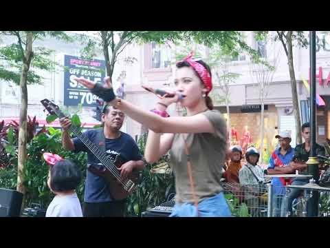 Mantap - Baby feat Sentuhan Busker cover Bunga -Ara(Full HD 1080p)