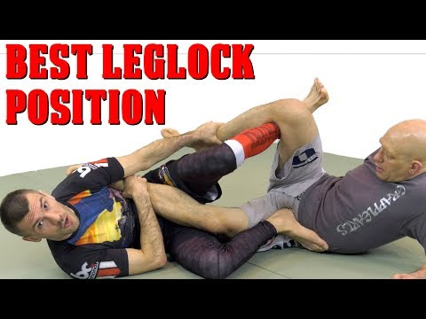 The Best Leglock Position (and How to Get There)