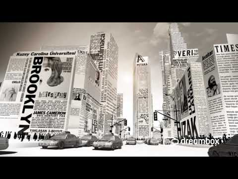 NEW YORK TIMES - Sabah Newspaper TV Commercial (2010)