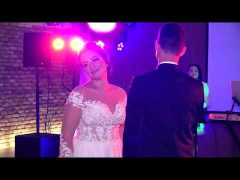 Ilona & Ernest. Ppirmas šokis.