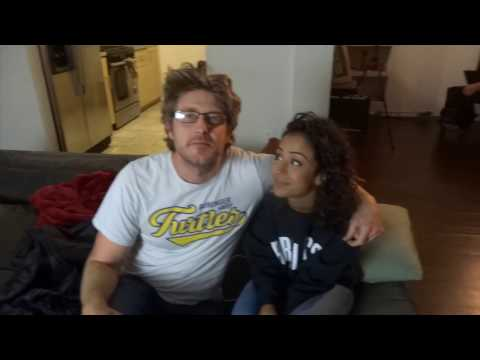 I GIVE DAVID & LIZA RELATIONSHIP ADVICE  - Jason Nash Vlogs