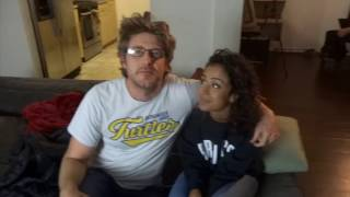 I GIVE DAVID & LIZA RELATIONSHIP ADVICE  - Jason Nash Vlogs