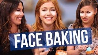 Face Baking w/ Kat McNamara (Beauty Break)