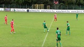 Hévíz-Diósd NB III-as bajnoki labdarúgó mérkőzés(, 2016-08-23T12:09:37.000Z)