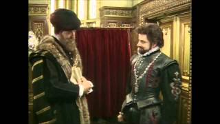 Compliments of the season to you too Blackadder