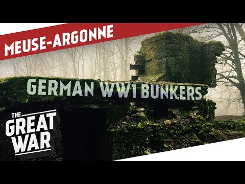 German Defences In The Meuse-Argonne Region I THE GREAT WAR Special