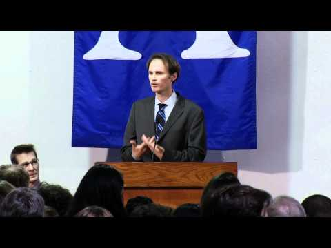 John Palfrey Introduced as Andover's 15th Head of School - YouTube