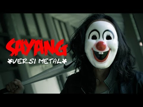 Sayang (versi metal) cover by ndruw neverend
