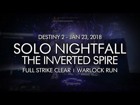 Destiny 2: Nightfall Strike - The Inverted Spire Tips, Tactics and