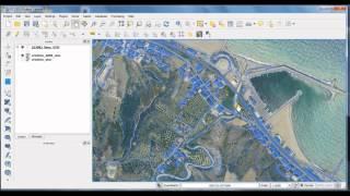 Q GIS guida base