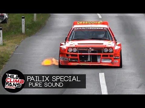 """Felix Pailer """"Pailix"""" - Lancia Delta - Special 2016"""