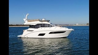 2018 Sea Ray Fly 460 Sport Yacht For Sale at MarineMax Wrightsville Beach, NC