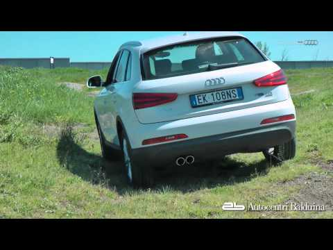 Audi Q3 Test Drive OffRoad Experience