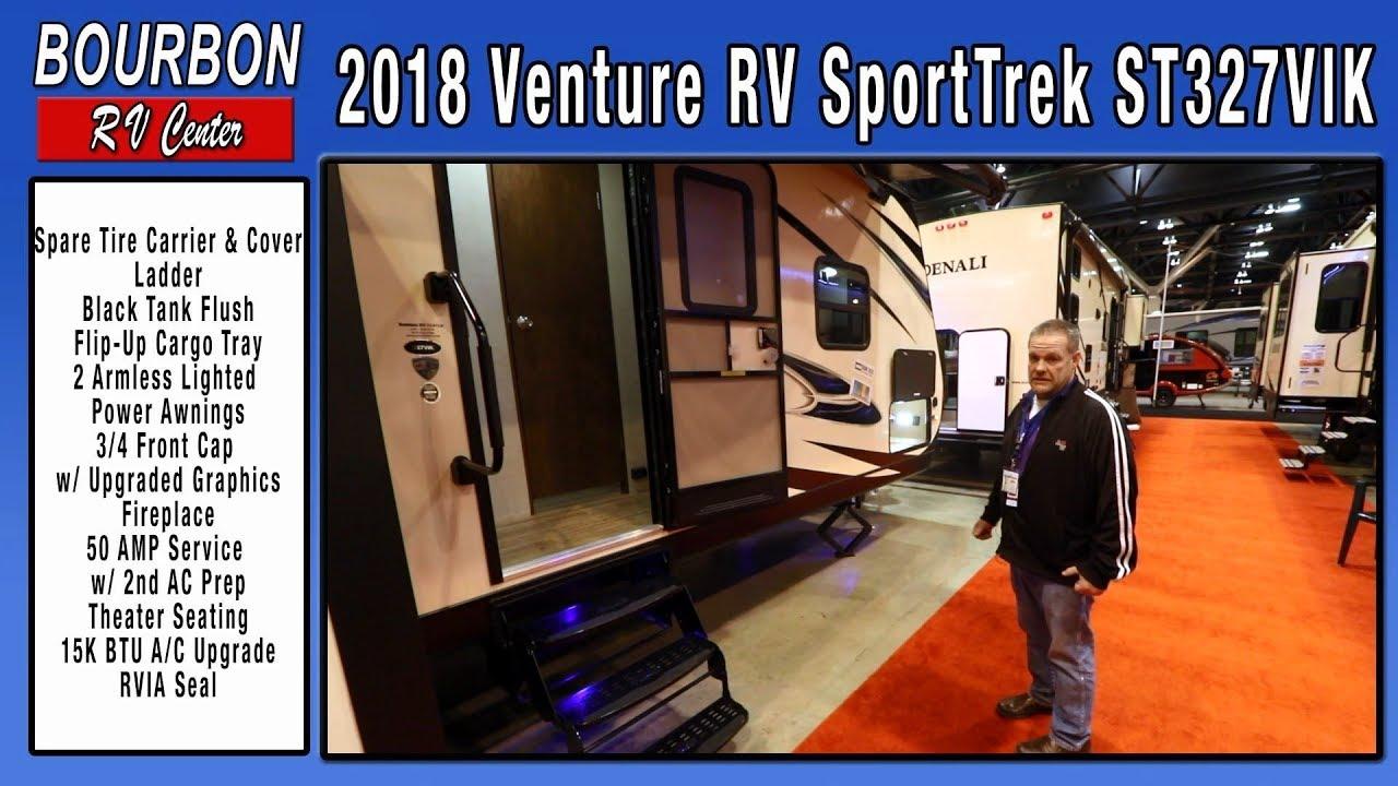 2019 Venture RV SportTrek ST252VRD SPK111 | Bourbon RV Center