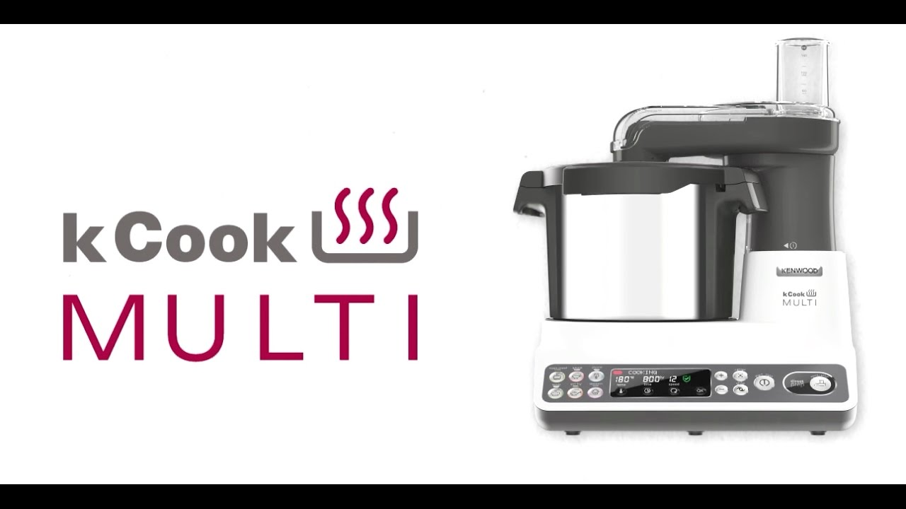 Superior Cool Amazing Kenwood Kcook Multi Youtube With Kenwood Chef O Bimby With Kenwood  Kcook