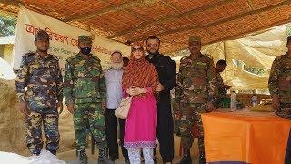 American Muslims 4 Rohingya Refugee