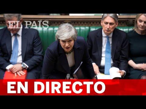 DIRECTO BREXIT | El Parlamento debate y vota si pide una prórroga