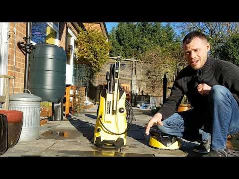 Karcher K4 Pressure Washer Review