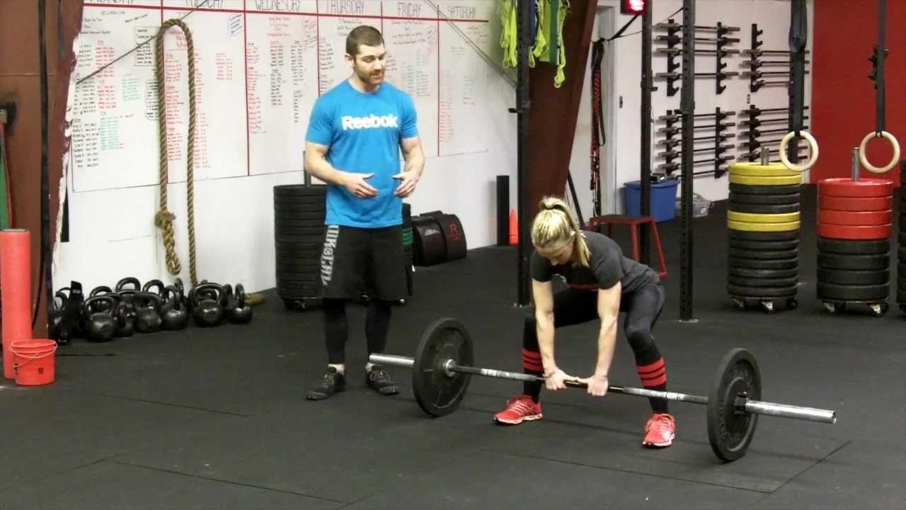 Crossfit sumo deadlift high pull northstate crossfit youtube falaconquin