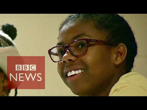 Black girl 'forced out of Alabama school' - BBC News from YouTube · Duration:  3 minutes 20 seconds