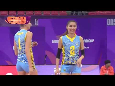 Zhejiang (CHI) vs Altay (KAZ) - Semi Finals - Full Match