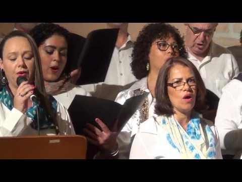 Peça e Cantata de Páscoa 2017   IECI
