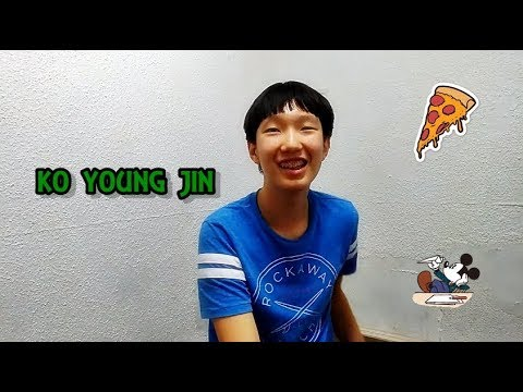I Can Academy Interview :: Ko Young Jin :: Week 1
