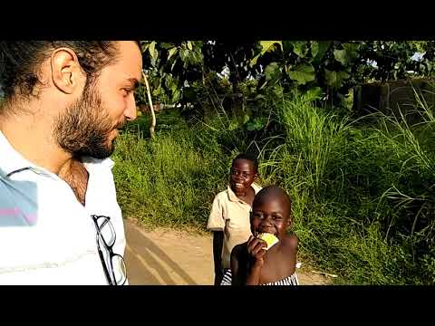 VideoBlog, some fallacies- 1. First week in Adjumani