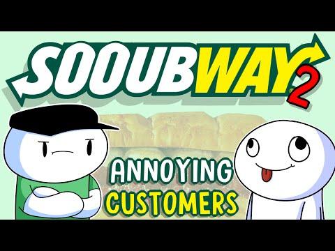 Annoying Customers