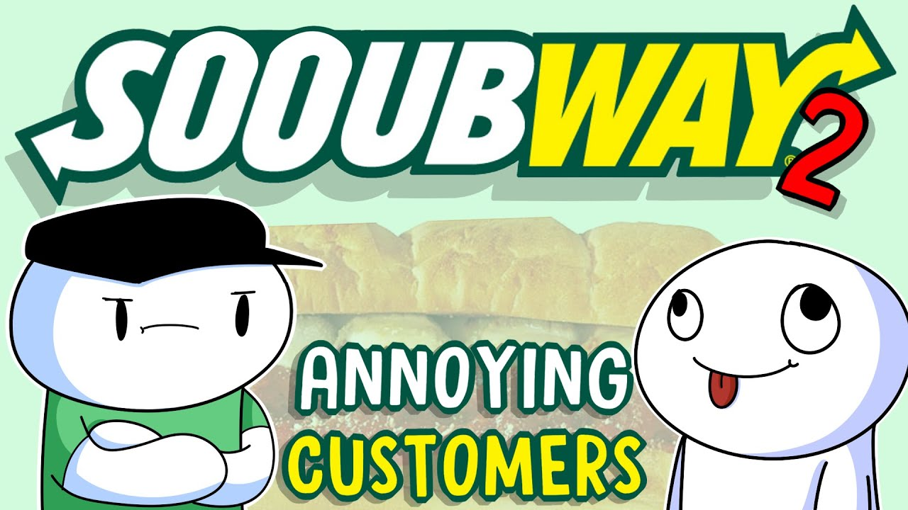 Annoying Customers #1