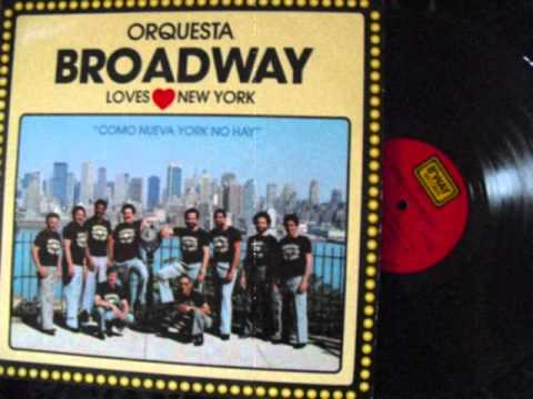 Preparate para bañarte-Orq. Broadway