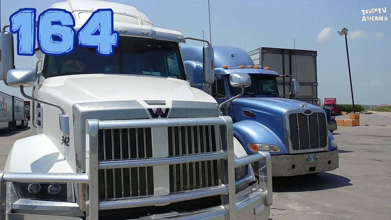 Houston, Dallas und nach Hause - Truck TV Amerika #164 - YouTube