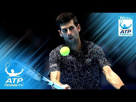 Djokovic Qualifies for Semi-Finals; Cilic Edges Isner | 2018 Nitto ATP Finals Highlights Day 4