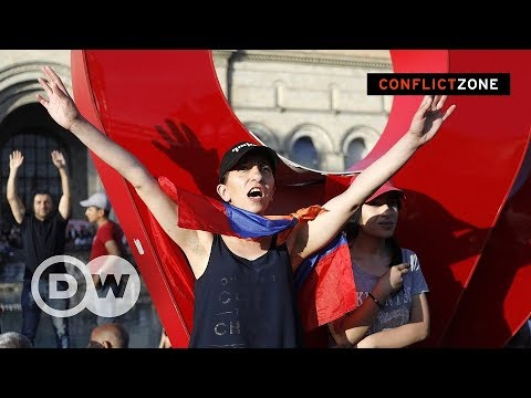 'Armenia wants to become a more democratic country' | DW English