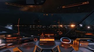 Elite Dangerous KUO PORT, 2 easy mission in 25 minutes for 9768515 credits
