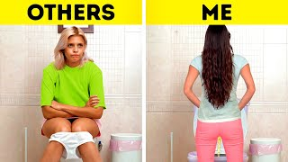 OTHERS vs ME || Funny Everyday Situations and Absolutely Crazy Hacks