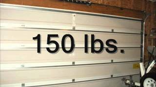 Garage Door Fundamentals: Torsion Spring Counterbalance