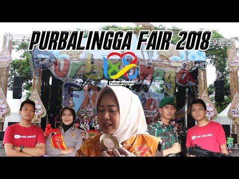 Ketemu Bu Tiwi di Purbalingga Fair Expo 2018!! VLOGGG #4