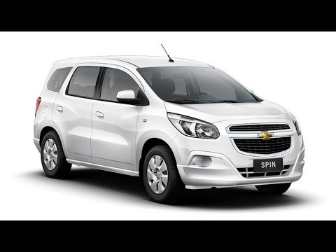 2013 Chevrolet Spin Review  Youtube