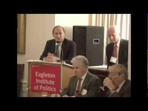 Gov. Richard Hughes & The Politics of Civility 11.19.2009 (CAG)
