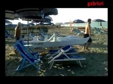 L 39 ombelico del mondo jovanotti youtube - Bagno paradiso marina di carrara ...