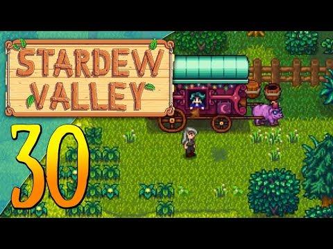 STARDEW VALLEY #30 - HẠT GI�NG CỰC HIẾM!?