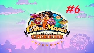 Cake Mania: Main Street - Burger Barn, Day 1 - 5 (#6) (Let