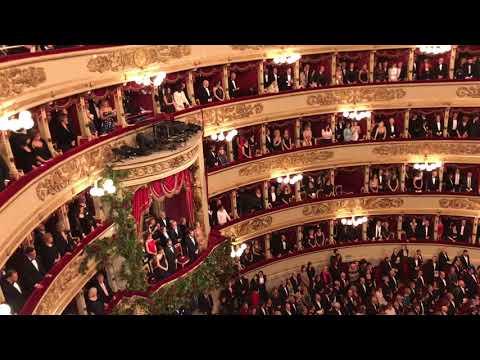 Prima alla Scala Andrea Chénier- Inno