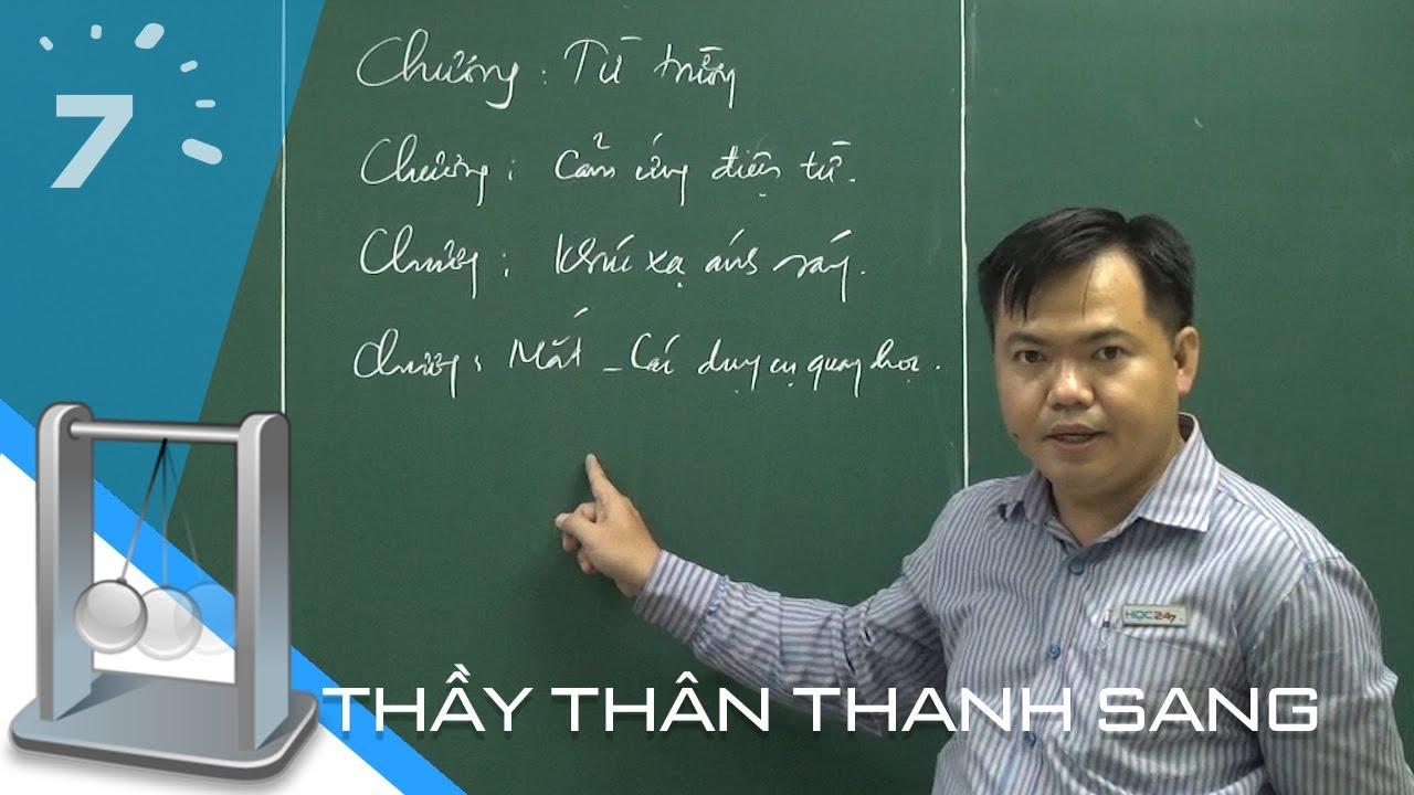 Vật lý 11: Ôn tập học kì 2 | HỌC247