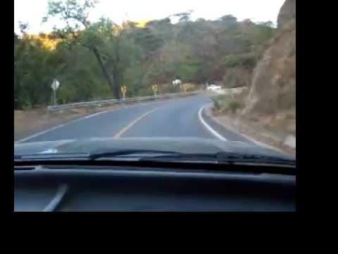 Carretera Vallarta-Mascota Jalisco en la Ford Lightning