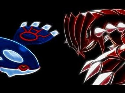 Pokemon Emerald: How To Catch Groudon And Kyogre!