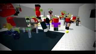 Harlem Shake (Roblox Edition) HD