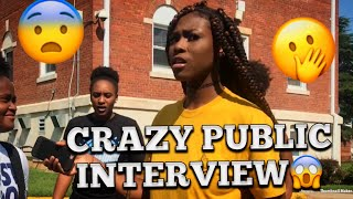 HOW DO YOU FEEL ABOUT YOUR EX ??😭 PUBLIC INTERVIEW || COLLEGE EDITION ||